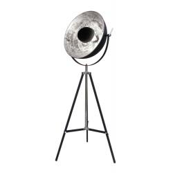 LAMPA STOJĄCA ANTENNE, TS-090522F-BKSI, Zuma Line, lampy stojące, nowoczesne, designerskie, czarne, oświetlenie stojące, antenne