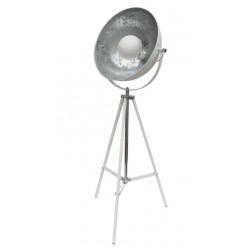 LAMPA STOJĄCA ANTENNE, antenne, TS-090522F-WHSI, Zuma Line, lampy stojące, lampa do salonu, dekorplanet, lampy