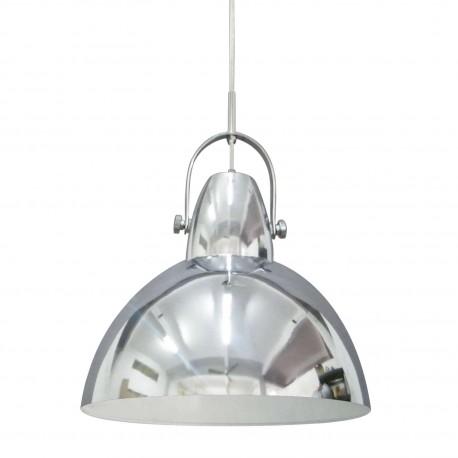 LAMPA WISZĄCA CANDE TS-110611P-CH Zuma Line, KOLOR CHROM, NOWOCZESNA LAMPA, NOWOCZESNE LAMPY, WISZĄCE LAMPY, METALOWE LAMPY,