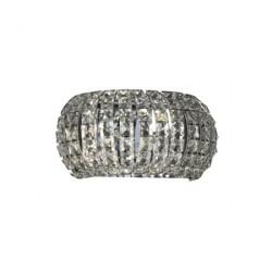 LAMPA ŚCIENNA ANTARCTICA W0174-02S Zuma Line, kinkiet zuma line, kinkiet z kryształkami, nowoczesny kinkiet, lampa ścienna, lamp