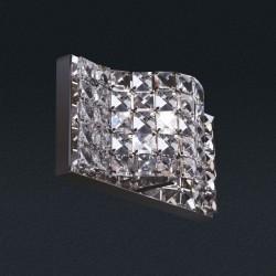 LAMPA ŚCIENNA JASMINE W0246-01A-B5AC Zuma Line, nowoczesny kinkiet, kinkiet z kryształkami, zuma line, nowoczesne lampy