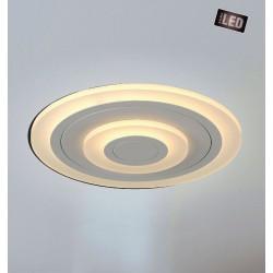 LAMPA SUFITOWA FLAT CIRCLE, circle, L-XX-10, Zuma Line, lampy, lampa, oświetlenie led, led, lampy sufitowe, dekorplanet