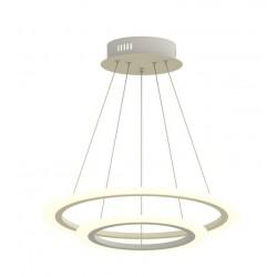 LAMPA WISZĄCA FLAT CIRCLE, circle, L-CD-660, Zuma Line, lampy wiszące, oświetlenie, lampa, lampy, led