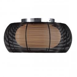 LAMPA SUFITOWA TANGO, tango, lampy na sufit, sufitowe, oświetlenie, MX1104-2 (BLACK), Zuma Line, zumaline, dekorplanet