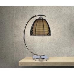 LAMPA STOŁOWA PICO, lampy nocne, lampy, lampki stołowe, oświetlenie, MT9023-1S Black, Zuma Line, lampy zuma line