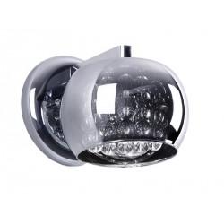 LAMPA ŚCIENNA, W0076-01D-F4FZ, CRYSTAL, W0076-01D, Zuma Line, kinkiet, kinkiety, ścienny, lampy, oświetlenie