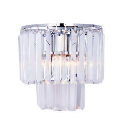 17106/2W-CHR AMEDEO KINKIET CHROM/CHROME 003064-009238 Zuma Line, dekorplanet, zumaline, lampa ścienna, kinkiety,