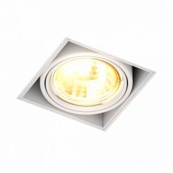 ZUMALINE 94361-WH, ZUMA LINE ONEON DL 50-1, LAMPY WPUSZCZANA, Zuma Line, ONEON, LAMPY SUFITOWE, OŚWIETLENIE