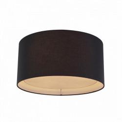 CAFE Zuma Line RLX93139-4B LAMPA SUFITOWA CZARNA, CZARNA LAMPA ZUMA LINE, CZARNE LAMPY SUFITOWE,