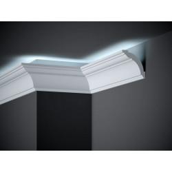 LISTWA GZYMSOWA LED, MD367 MARDOM DECOR, LIGHT GUARD MARDOM, LISTWA PRZYSUFITOWA LED, LISTWY SUFITOWE LED,