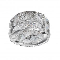 Lampa ESTER 2 DM1000-2-CH Chrome / clear cryst Azzardo