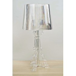 Lampa BELLA table MA 075S clear acryl Azzardo