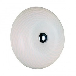 Lampa SCALE A wall AX 6039-3S chrome/white metal/gl Azzardo