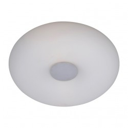 Lampa OPTIMUS 43 ROUND 5530M glass/aluminium IP44 Azzardo